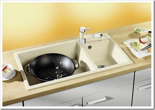Металлические кухонные мойки Бланко