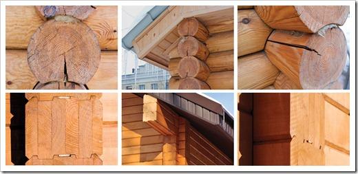 Теплоизоляция жилья, выполненного из дерева