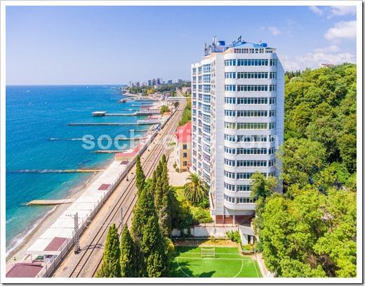 ЖК «Пальмира» в Сочи