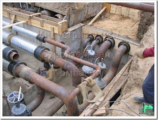 Технические сложности, которые возможны при монтаже трубопроводов