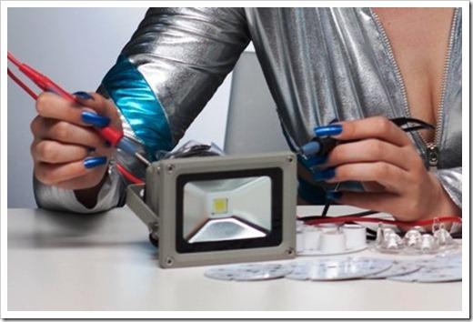 Выполнение электрического подключения
