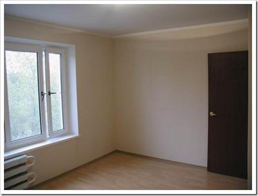 Обновление отделки помещения