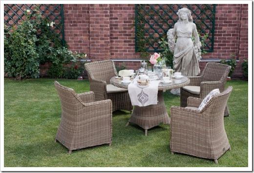 столы для террасы, сада