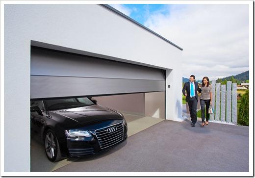 Автоматизация гаражных ворот