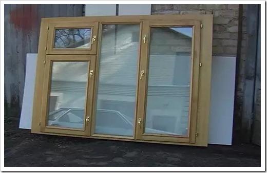 Положительные аспекты эксплуатации деревянных окон
