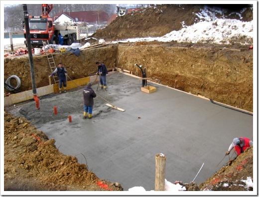 Классификация бетона по морозоустойчивости