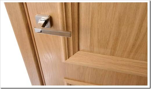 Методика производства дверей из ламинатина