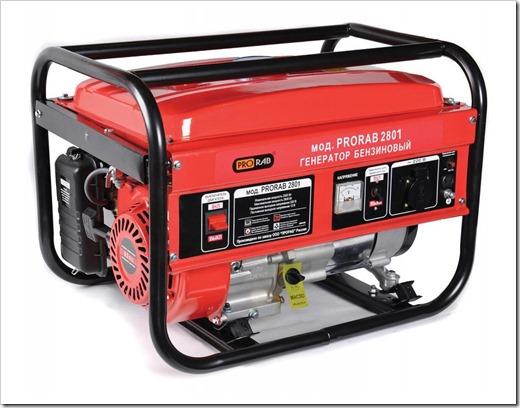 Как выбрать бензиновый генератор с нужными характеристиками