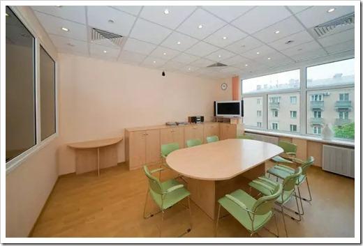 Капитальный ремонт офисного помещения