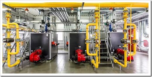 Автоматизация и насосные агрегаты