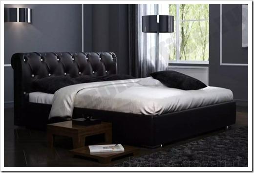 Из чего состоит современная кровать?
