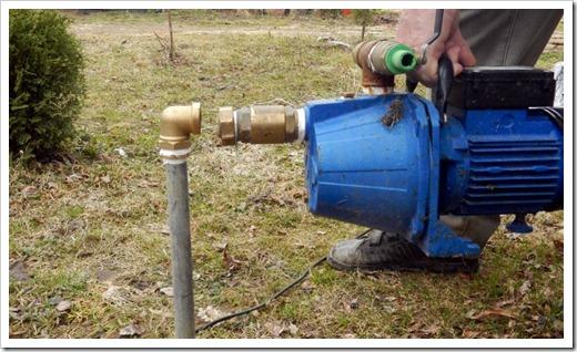 Необходимость перекачки питьевой воды