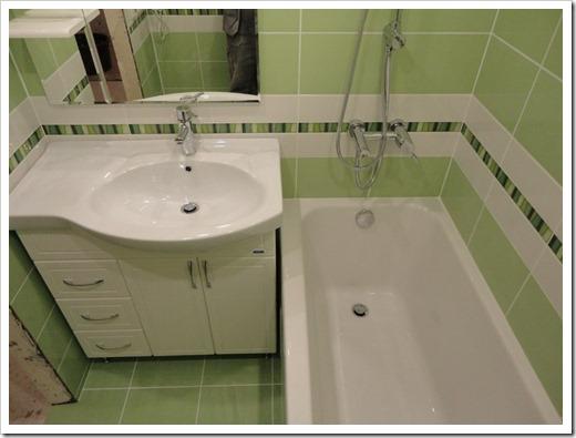 Как начать ремонт ванной комнаты