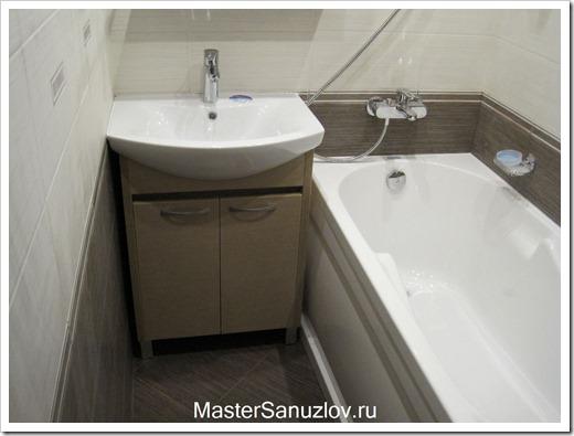 Подготовка ванной к ремонту