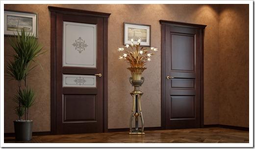Тип межкомнатной двери: все зависит от пространства