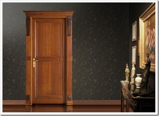 Материалы, используемые в производстве межкомнатных дверей