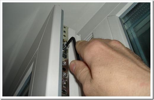 Замена уплотнителей и вывод окон в зимний режим функционирования