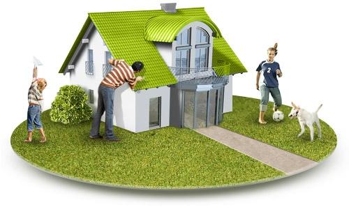 На каком участке можно строить дом