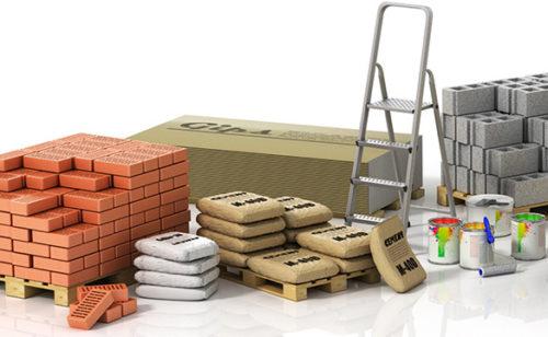 Виды строительно отделочных материалов