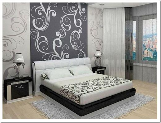 Рекомендации, касающиеся выбора цвета для стен в спальне