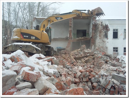 Резка бетона и разборка стен