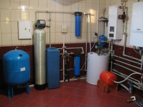 Какие бывают системы очистки воды для коттеджа