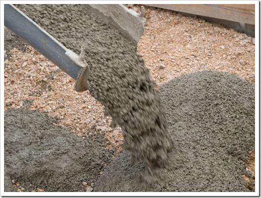 Технические параметры товарного бетона