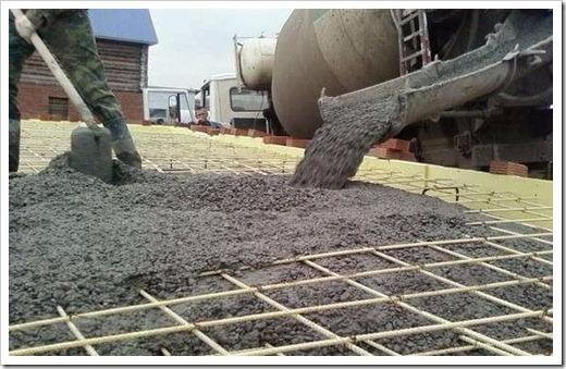 Положительные аспекты товарного бетона