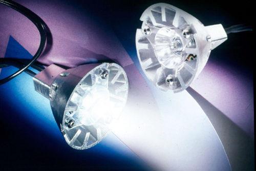 Виды источников освещения
