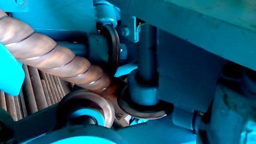 Как делают витую трубу