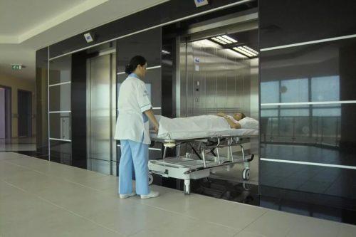 специальный лифт в больницах