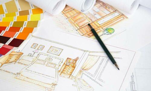 Как создается дизайн проект квартиры