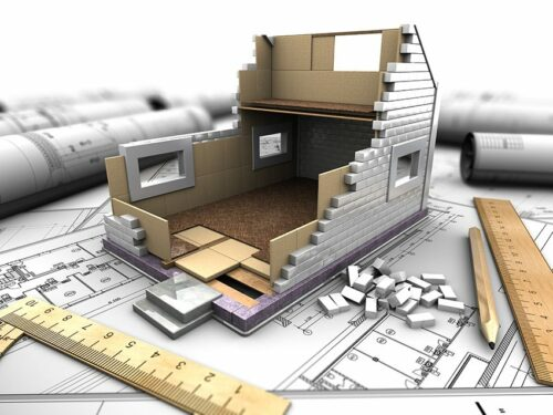 Этапы создания проекта перед строительством дома
