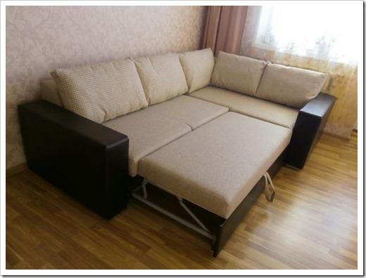 Различные варианты механизмов для диванов