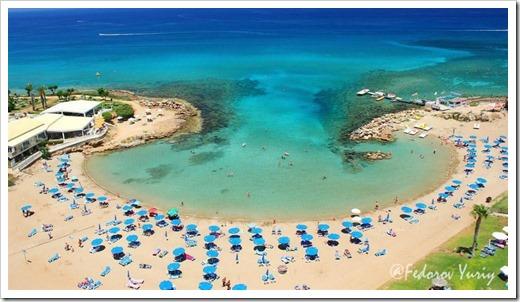 Самая популярная часть Кипра