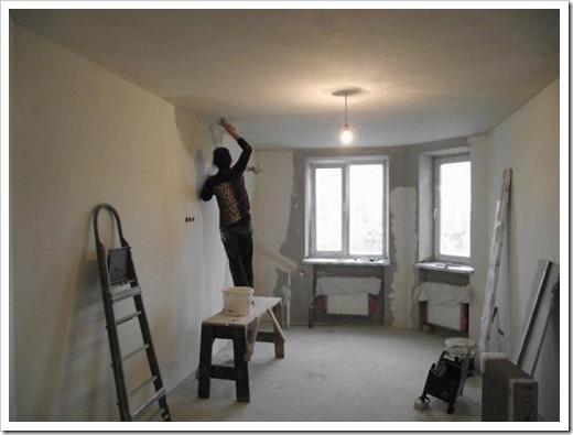Из чего складывается ремонт квартиры в новостройке?