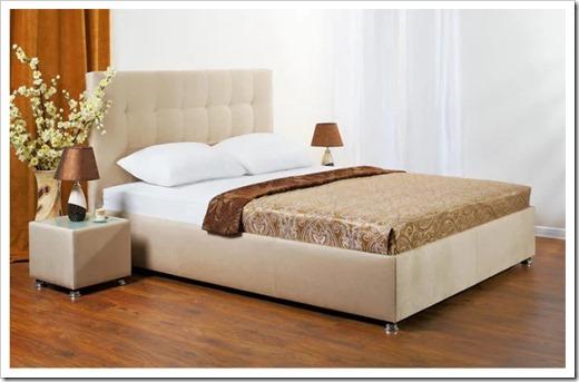 Кровать с изголовьем или без?