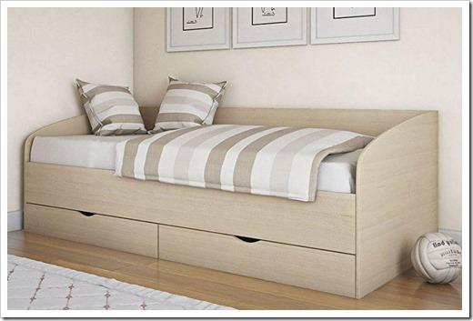 Принципы выбора односпальной кровати