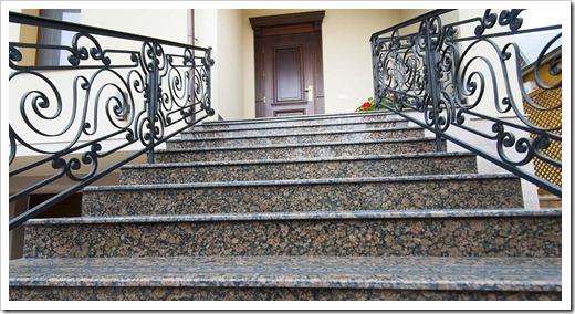 Практические рекомендации по монтажу гранитных ступеней
