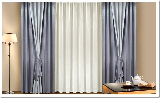 По каким критериям выбирать материал для штор в гостиную?
