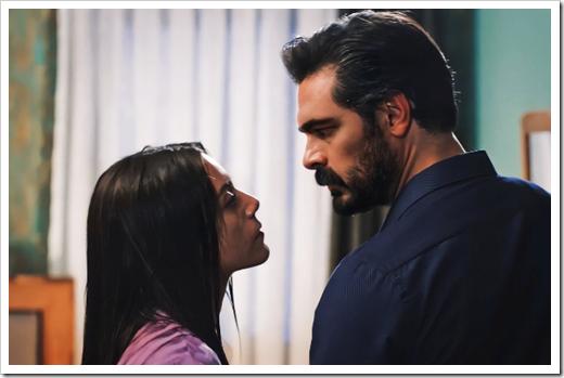 История любви в турецком сериале Доверенное